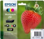 EPSON 29L multibalenie 4 farby 4 x 14,9m
