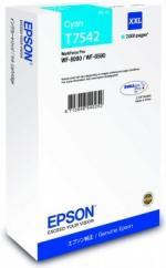 EPSON T7542 azúrová XXL 69ml