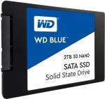 "Western Digital SSD 2,5"" 2TB Blue 3D NAND"