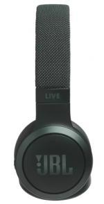 JBL Live 400BT slúchadlá zelené
