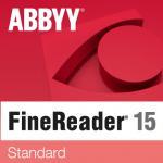 ABBYY FineReader 15 Standard Single User License (ESD) 12 mesiacov 31 - 50 licencií